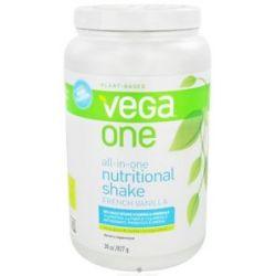 Vega All in One Nutritional Shake French Vanilla 29 2 Oz
