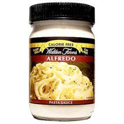 Walden Farms Calorie Free Pasta Sauce Alfredo 12 Oz
