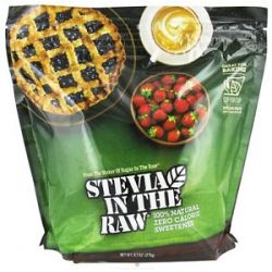 In The Raw Stevia in The Raw Natural Sweetener 9 7 Oz