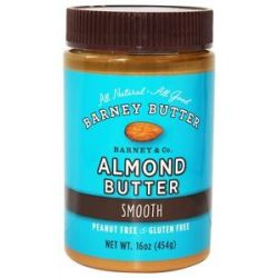 Barney Butter All Natural Almond Butter Smooth 16 Oz