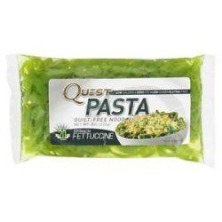 Quest Nutrition Quest Pasta Guilt Free Noodles Spinach Fettuccine 8 Oz