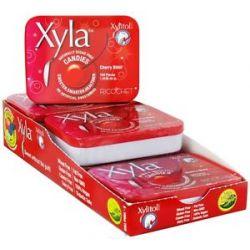 Xylitol USA Xyla Naturally Sugar Free Candies Cherry Blast 100 Piece S