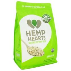 Manitoba Harvest Hemp Hearts Raw Shelled Hemp Seed Certified Organic 5 Lbs