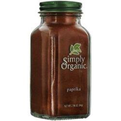 Simply Organic Paprika 2 96 Oz