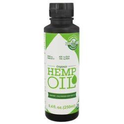 Manitoba Harvest Organic Hemp Oil 8 4 Oz