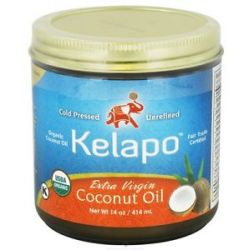 Kelapo Extra Virgin Coconut Oil 14 Oz