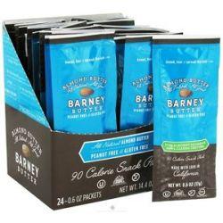 Barney Butter All Natural Almond Butter 1 06 Oz