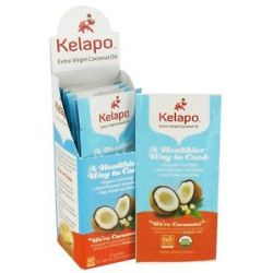 Kelapo Extra Virgin Coconut Oil 10 x 5 oz Packets