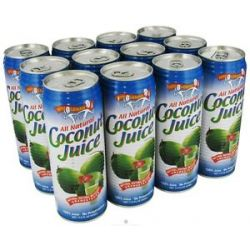 Amy Brian All Natural Coconut Juice 17 5 Oz