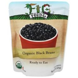 Fig Food Company Organic Black Beans 15 Oz