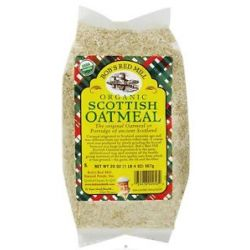 Bob's Red Mill Organic Scottish Oatmeal 20 Oz