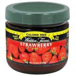 Walden Farms Calorie Free Fruit Spread Strawberry 12 Oz