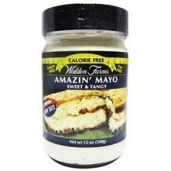 Walden Farms Calorie Free Amazin' Mayo Sweet Tangy 12 Oz