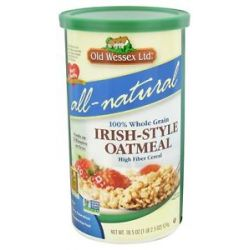 Old Wessex Ltd Irish Style Oatmeal All Natural 18 5 Oz