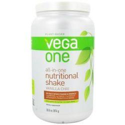 Vega All in One Nutritional Shake Vanilla Chai 30 8 Oz