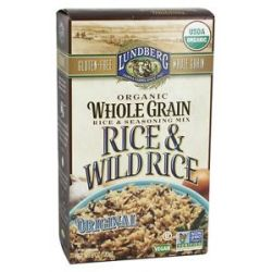 Lundberg Organic Whole Grain Rice Wild Rice Original 6 Oz