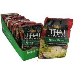 Thai Kitchen Instant Rice Noodle Soup Spring Onion 1 6 Oz