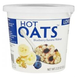 Love Grown Foods Hot Oats Blueberry Banana Walnut 2 22 Oz