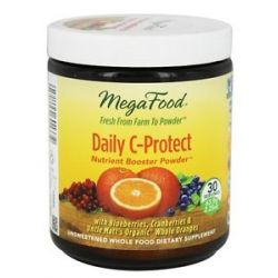 MegaFood Daily C Protect Nutrient Booster Powder 2 25 Oz