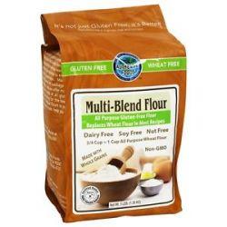 Authentic Foods Gluten Free Multi Blend Flour 3 Lbs