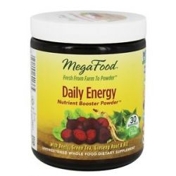 MegaFood Daily Energy Nutrient Booster Powder 1 86 Oz