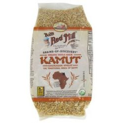 Bob's Red Mill Organic Whole Grain Kamut Berries 24 Oz