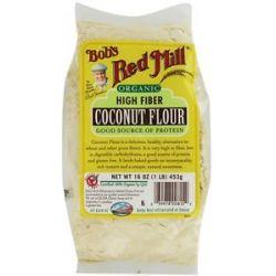 Bob's Red Mill Gluten Free Organic Coconut Flour 16 Oz