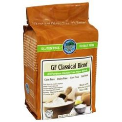 Authentic Foods Gluten Free Classic Flour Blend 3 Lbs