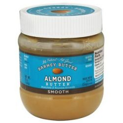 Barney Butter All Natural Almond Butter Smooth 10 Oz