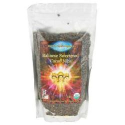Earth Circle Organics Organic Balinese Sweetened Cacao Nibs 1 Lb