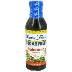 Walden Farms Sugar Free Salad Dressing Balsamic Vinaigrette 12 Oz
