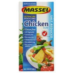 Massel Gluten Free Ultra Cube Stock Cubes Chicken Style 3 7 Oz