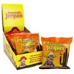 Stonewall's All Natural Animal Free Jerquee Original Mild 1 5 Oz