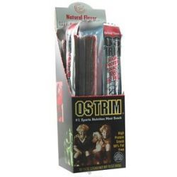 Protos Foods Ostrim Beef Ostrich Snack Natural Flavor 1 Stick S