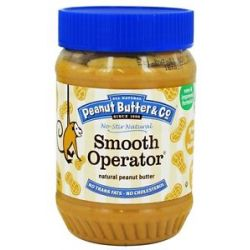 Peanut Butter Co Smooth Operator Natural Peanut Butter 16 Oz