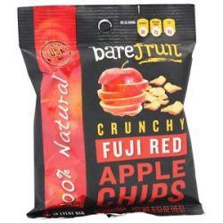Bare Fruit 100 Natural Crunchy Apple Chips Fuji Red 0 53 Oz