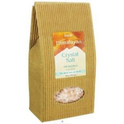 Himalayan Salt Coarse Crystal Salt for Salt Mills by Aloha Bay 18 Oz