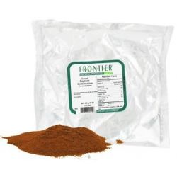 Frontier Natural Products Cayenne Chili Powder Ground 90 000 Hu 1 Lb