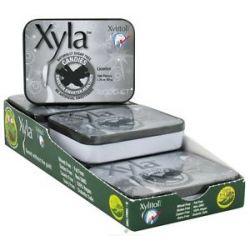 Xylitol USA Xyla Naturally Sugar Free Candies Licorice 100 Piece S