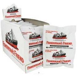 Fisherman's Friend Menthol Cough Suppressant Lozenges Original Extra Strong 2