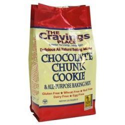 The Cravings Place Gluten Free Chocolate Chunk Cookie All Purpose Baking Mix