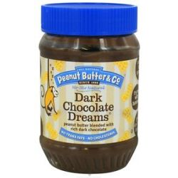 Peanut Butter Co Dark Chocolate Dreams Peanut Butter Blended with Rich Dark