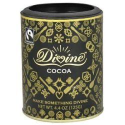 Divine Cocoa Powder 4 4 Oz