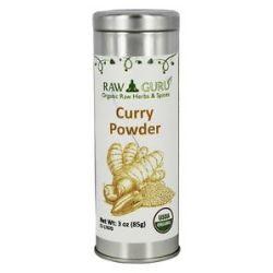 Raw Guru Organic Raw Curry Powder 3 Oz
