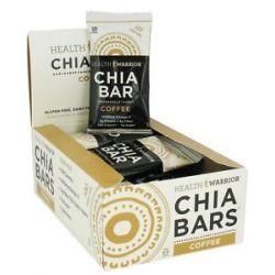 Health Warrior Chia Bar Coffee 0 88 Oz