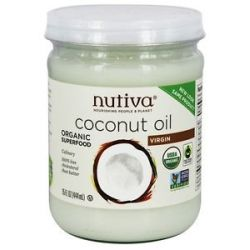 Nutiva Coconut Oil Organic Virgin 15 Oz