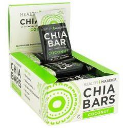 Health Warrior Chia Bar Coconut 0 88 Oz
