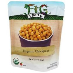 Fig Food Company Organic Chickpeas 15 Oz