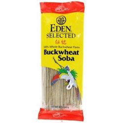 Eden Foods Buckwheat Soba Pasta 8 Oz