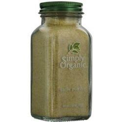 Simply Organic Garlic Powder 3 64 Oz